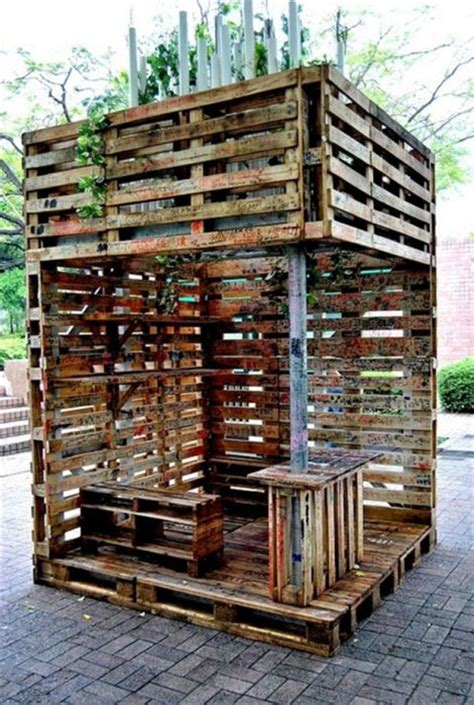 Furniture Building by Diy Furniture Out Of Pallets 98 Pics