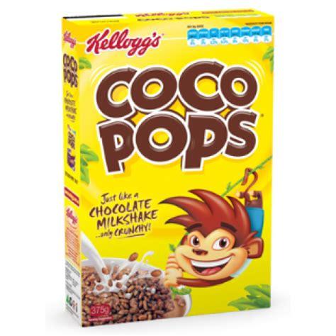coco pops kellogg s coco pops 550gms breakfast cereals gomart pk