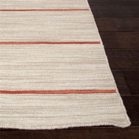 cape cod rug flat weave wool cape cod rug white 4 x 6 jaipur rugs touch of modern
