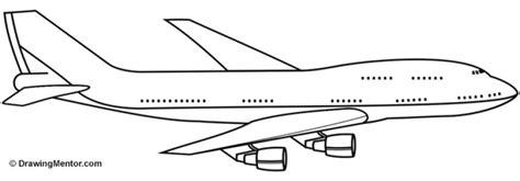 Draw A Plan how to draw a plane tutorial
