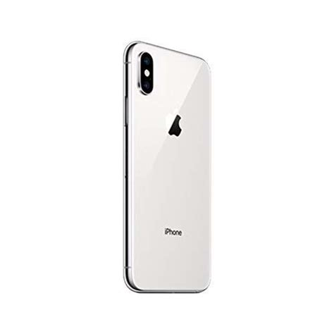 apple viprb mt5a2ll a iphone xs max 64gb silver lte cellular 190198786043 ebay