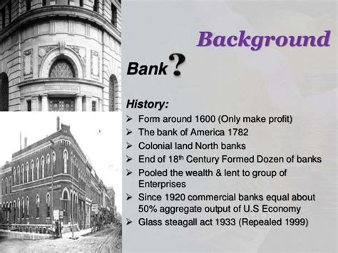 origin of bank commercial banks history functions roles