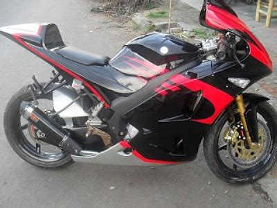 Kaos Motor Otomotif Yamaha New Vixion Ar modifikasi motor r15 hitam cari info dan review terbaru