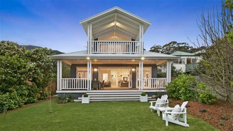 Gable Roof House Plans by Hamptons Style Interiors In Perth How To Get The Look