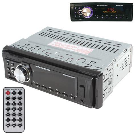 radio de voiture avec usb radio auto audio pour la voiture mp3 fm usb sd avec