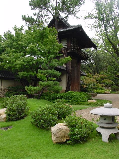 Fort Worth Japanese Gardens by 301 Moved Permanently
