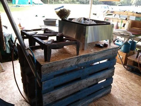Zelf Barbecue Maken Metaal by Tentenk Koken Op K