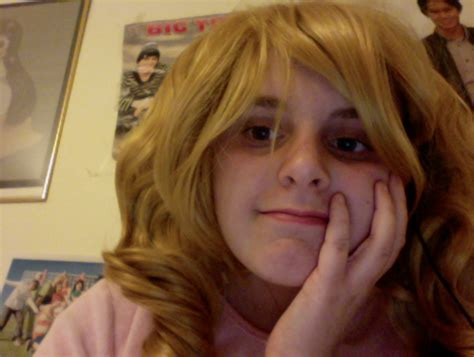I Find Boring Me With My Elizabeth Midford Wig By I Find Boring On Deviantart