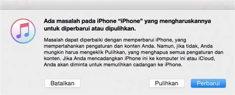 membuka iphone  terkunci lupa password apple
