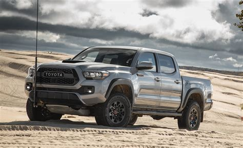 2019 Toyota Tacoma News by 2019 Toyota Tacoma Redesign Diesel Rumors News Release