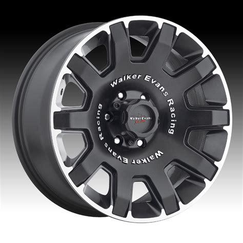 Wheels Bullet Proof by Walker Racing 505u Bullet Proof Black Mach 18x9 5x5