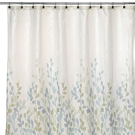 dkny shower curtain dkny spring tree 72 quot x 72 quot fabric shower curtain bed
