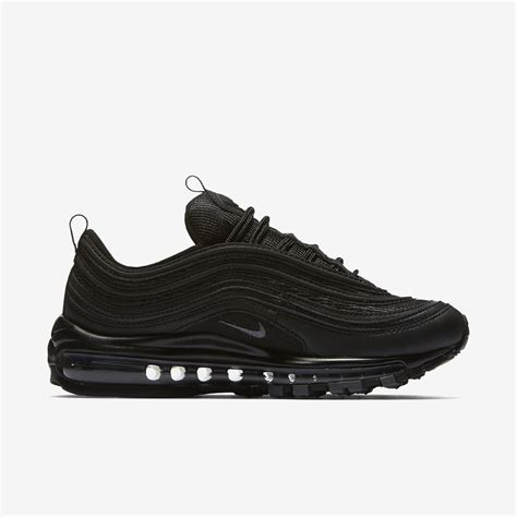 Nike Air Max 200 White Black by Nike Wmns Air Max 97 Quot Black Quot Shoe Engine