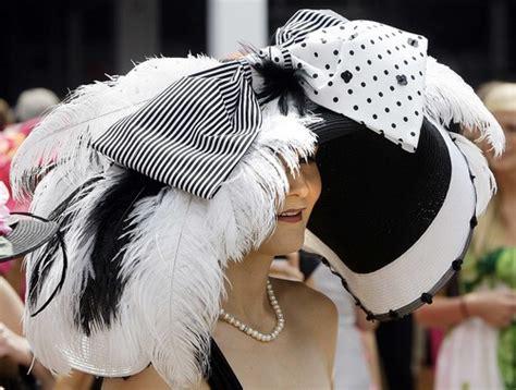 big hats for fashion designer pictures