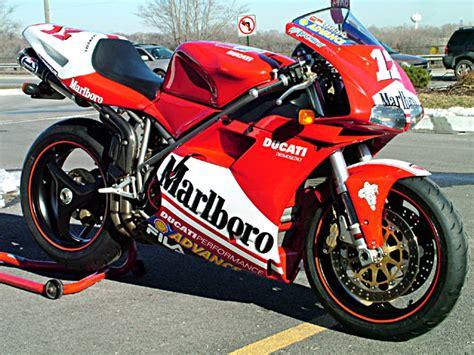 Motorrad Batterie Ducati 748 by Ducati 748 748e 748s 1995 2003 Mono Und Pi Posto