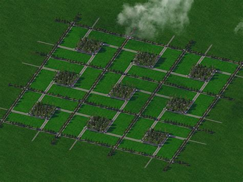 simcity zone layout show us your road zone layouts