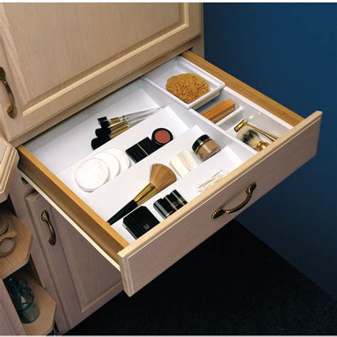 Makeup Drawer Inserts knape vogt cosmetic drawer inserts for vanity or