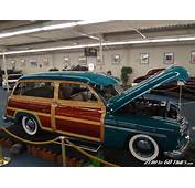 1949 Mercury Woody Wagon  Car Museum Pictures Pinterest