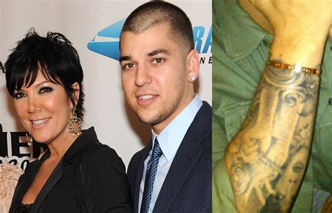 kris jenner tattoo gallery tattoos