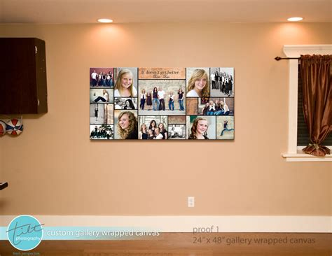 family portrait wall decor wall for family room modern with photo of wall
