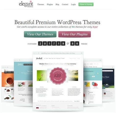 themes wordpress buy 40 best place to buy premium wordpress themes codefear
