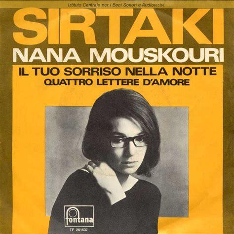 quattro lettere d discografia nazionale della canzone italiana