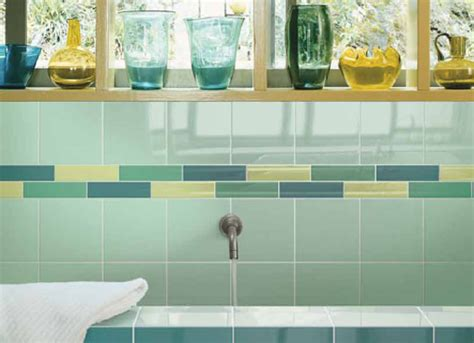 piastrelle in vetro piastrelle in vetro colorato rivestimenti bagno