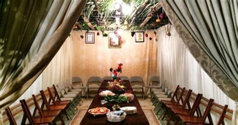 List Of Porches by Sukkot