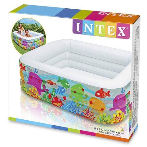 piscine per bambini da giardino piscina gonfiabile per bambini intex acquarium piscina