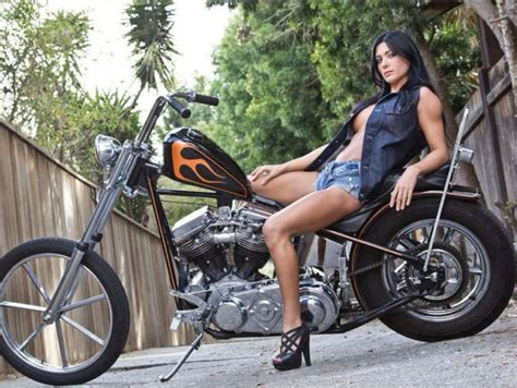 hot and sexy girls on stylish bike hd wallpaper images 169 best images about kustom kulture on pinterest trucks