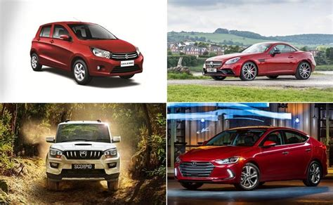 Car Types List by Different Types Of Cars List Ndtv Carandbike