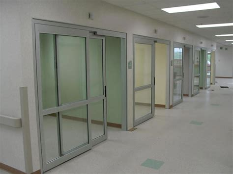 Horton Sliding Doors by L I Automatic Doors Icu Ccu Doors Horton Record Icu