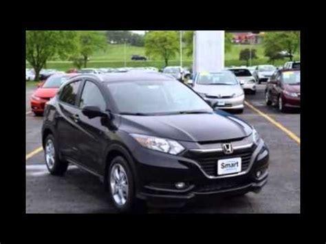 Honda Hrv Black by 2016 Honda Hr V Black Pearl