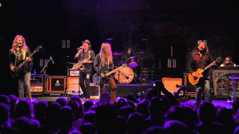 blackberry smoke live at the theatre dvd country