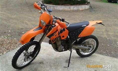 Ktm 525 Motor For Sale 2004 Ktm 525 Exc 525cc My05 Enduro For Sale In Gloucester