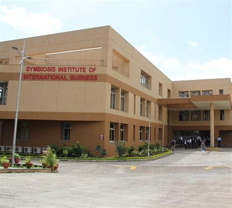 Mba International Business In Pune by Siib Symbiosis Institute Of International Business