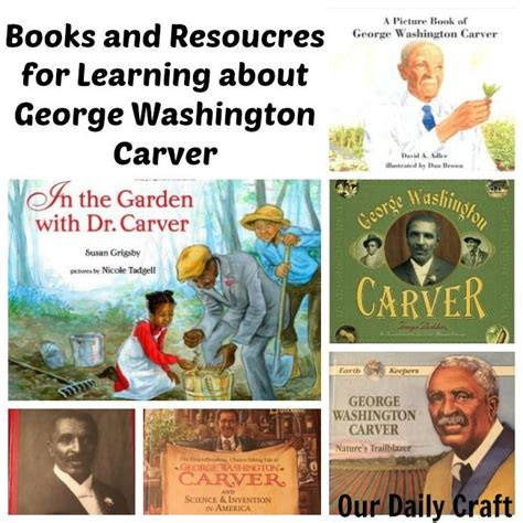 biography of george washington carver book 9 best george washington carver crafts and activities for