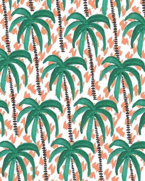 tree pattern pinterest palm trees iv pattern my work pinterest trees