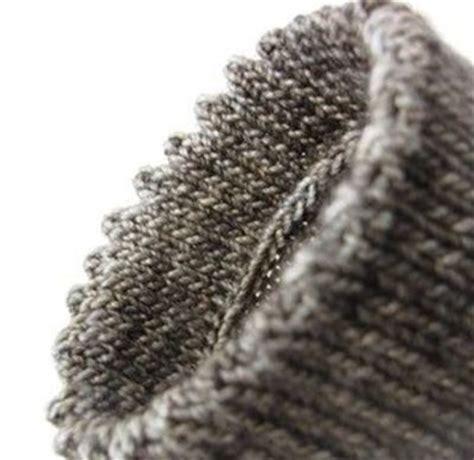 knit picot knit freedom tutorial picot hem bind crochet ideas