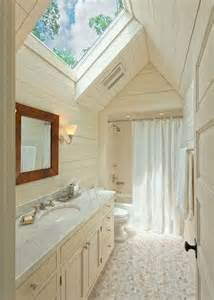 Skylight Shower by Six Stunning Uses Of Skylights In Bathrooms