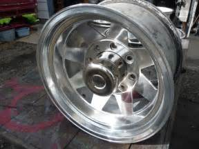Vintage 8 Lug Truck Wheels 8 On 6 5 Bolt Pattern