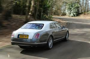 Bentley Mullsane Review Bentley Mulsanne Speed