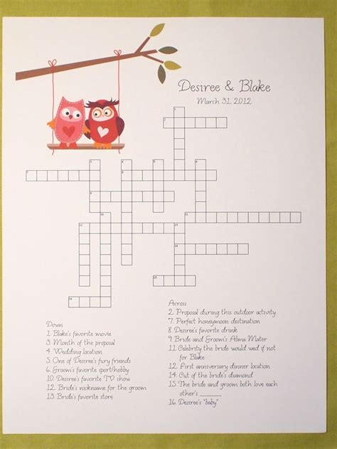 new year cake crossword puzzle 110 best images about krissy s wedding on