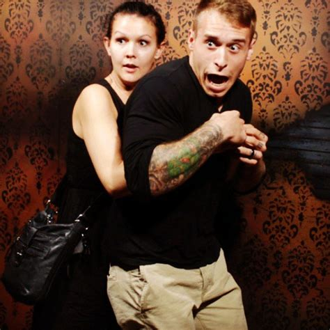 haunted house reactions haunted house reaction photos welcome to the nightmares fear factory gallery