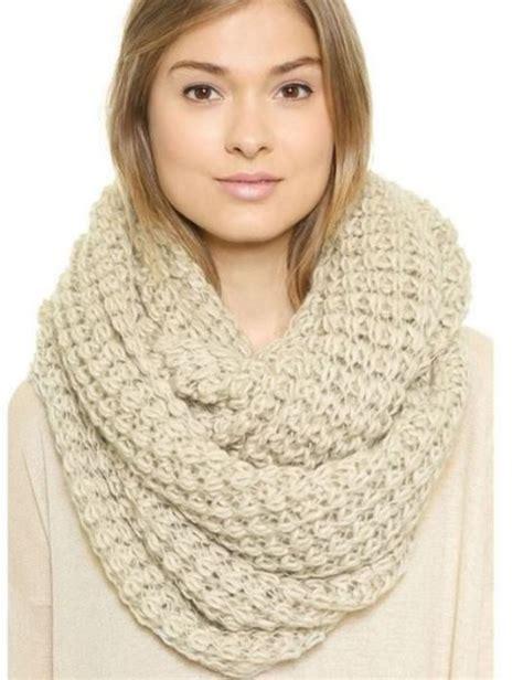 knit snood scarf scarf snood neck warmer scarf chunky