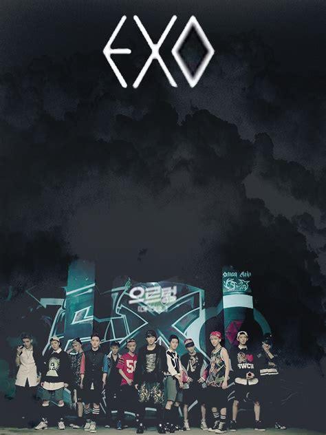 download mp3 exo k growl exo growl teaser exo k fan art 35138750 fanpop