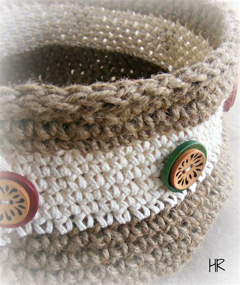 crochet jute bag pattern 233 best crocheting with jute images on pinterest