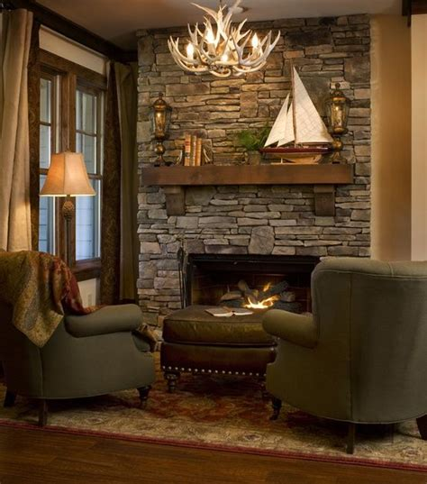 Living Room Mantel Ideas - living room fireplace mantel and layout idea use
