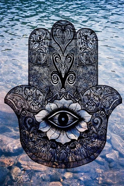 hand zen tattoo art trippy hippie awesome eye acid psychedelic hand peace