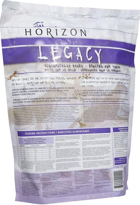 horizon legacy food horizon legacy cat kitten grain free cat food 6 6 lb bag chewy